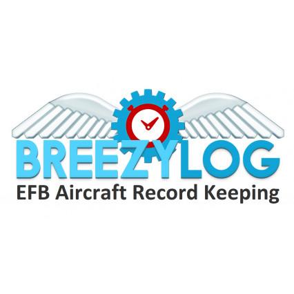 BreezyLog MR Monthly Subscription - Online Digital Logbook