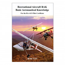 RAAus Pilot Certificate (Book Only) - Bob Tait's Aviation Theory School