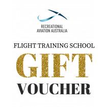 RAAus Flight Training School Voucher