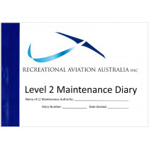 RAAus Level 2 Maintenance Diary
