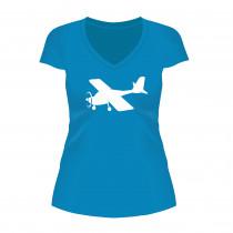 Womens 3 Axis T-Shirt